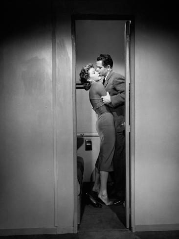 Human Desire, 1954 Photographic Print