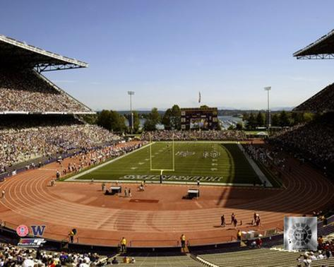 Husky Stadium Photo