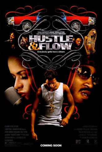 Hustle and Flow Pôster