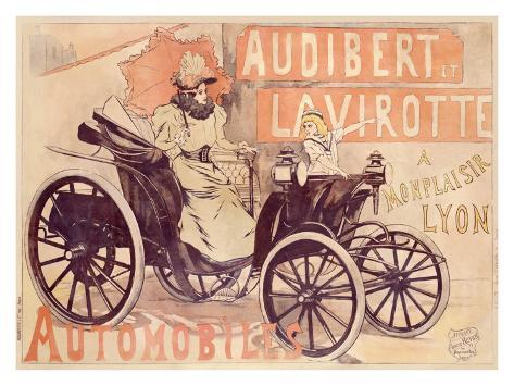 Audibert et Lavirotte Giclee Print