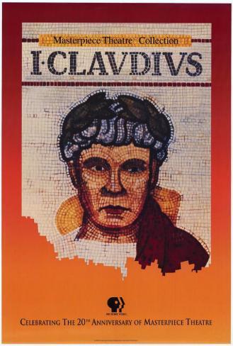 I, Claudius Pôster