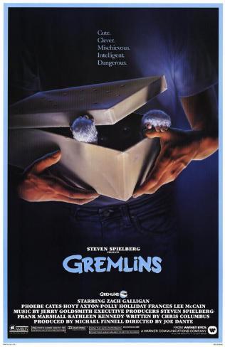 I Gremlin, in inglese Stampa master