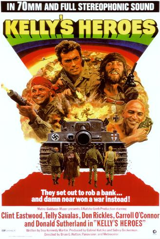 I guerrieri Poster
