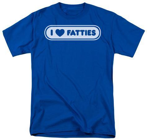 I Heart Fatties T-Shirt