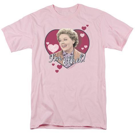 I Love Lucy - I'm Ethel T-Shirt