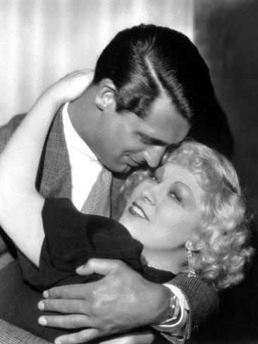 I'm No Angel, Cary Grant, Mae West, 1933 Foto