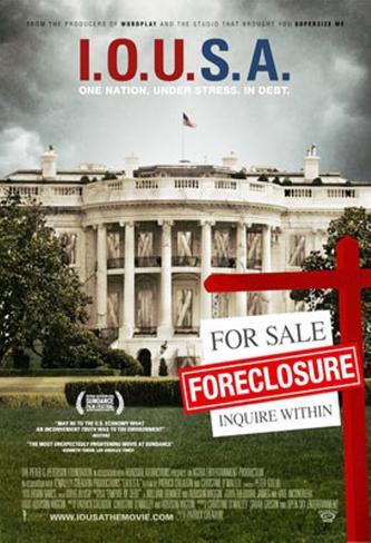 I.O.U.S.A. Original Poster