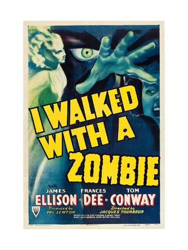 I Walked With A Zombie, 1943 Photo