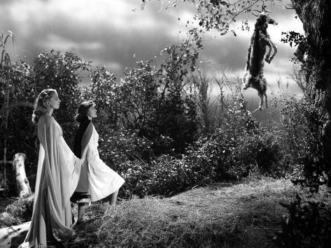 I Walked With A Zombie, Christine Gordon, Frances Dee, 1943 Fotografia