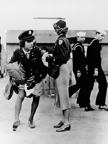 I Was a Male War Bride, 1949 Photographic Print