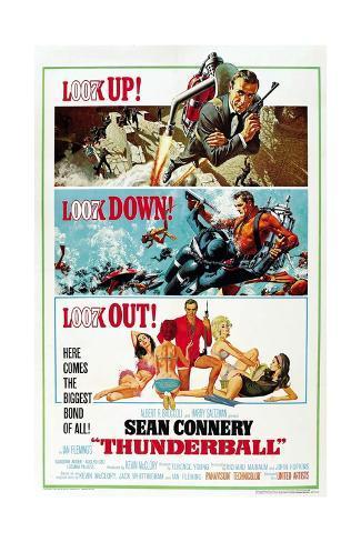 Ian Fleming's Thunderball, 1965,
