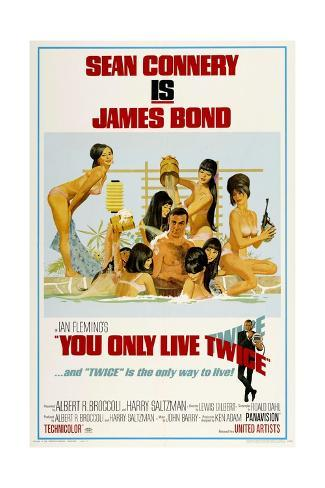 Ian Fleming's You Only Live Twice, 1967,