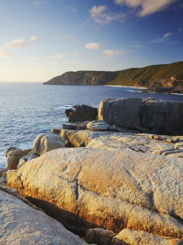 Torndirrup National Park, Albany, Western Australia, Australia Photographic Print