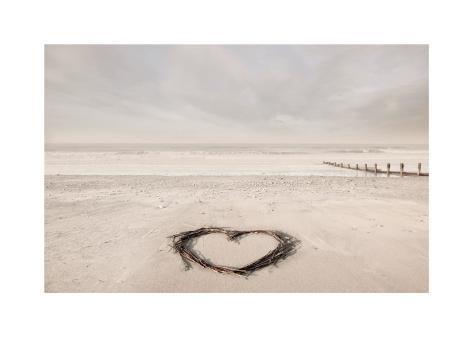 Love Goes on Forever Art Print