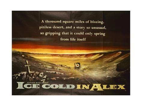 Ice-Cold in Alex Art Print