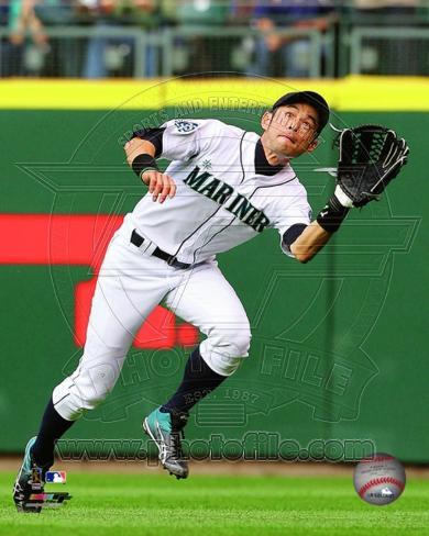 Ichiro Suzuki 2012 Action Photo - AllPosters.ca