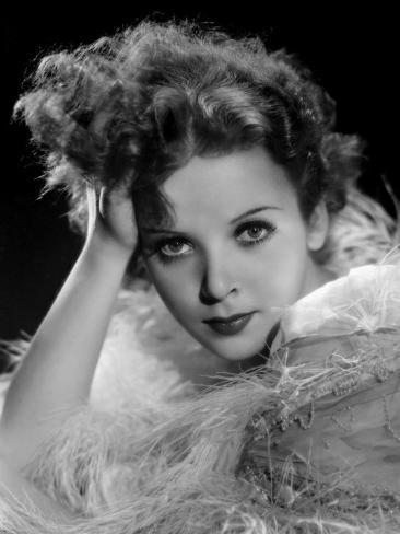 Ida Lupino, c.1935 Photo