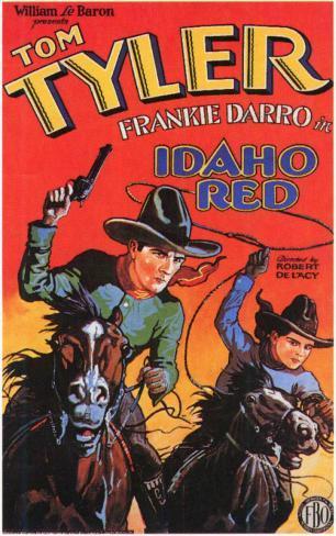 Idaho Red Masterprint