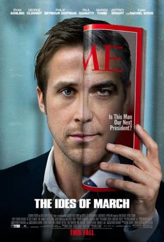 Ides of March Double-sided poster