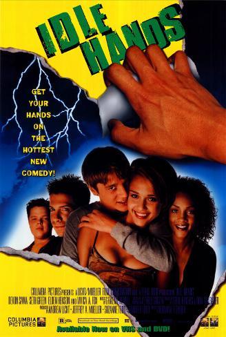 Idle Hands Original Poster