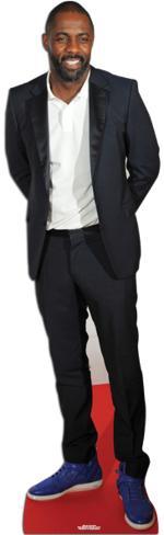 Idris Elba Figura de cartón