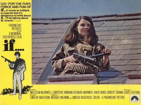 If...., 1969 Art Print