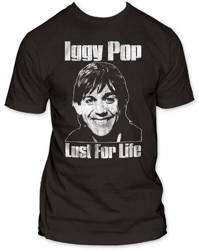 Iggy Pop - Lust For Life T-Shirt