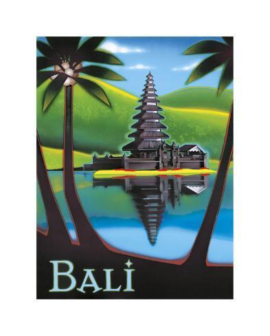 Bali Giclee Print