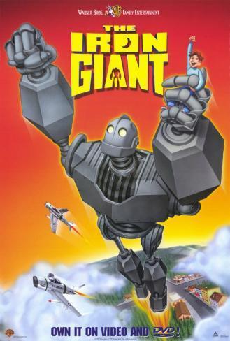 Il gigante di ferro Stampa master