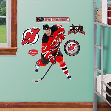 Ilya Kovalchuk Fathead Junior Wall Decal