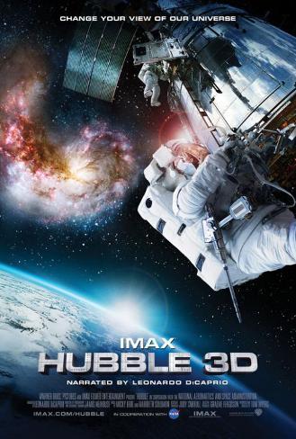 IMAX: Hubble 3D Poster