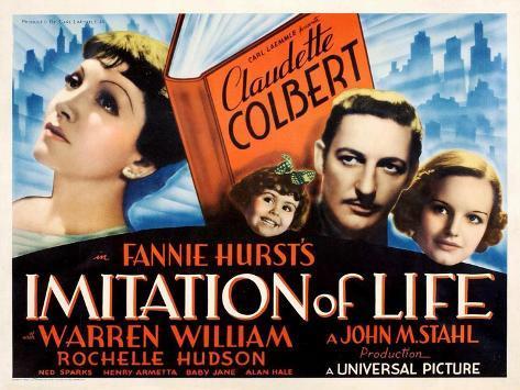 Imitation of Life, 1934 Art Print