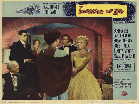 Imitation of Life, 1959 Impressão artística
