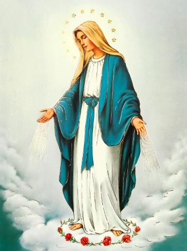 Immaculate Conception Art Print