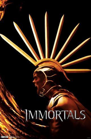 Immortals - Aries Poster