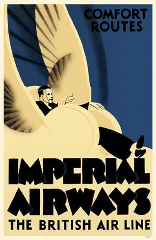 Imperial Airways Masterprint