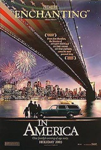 In America Original Poster
