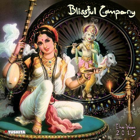 In Blissful Company  - 2013 Wall Calendar Calendars