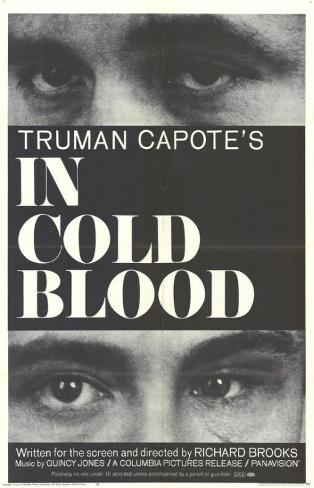 In Cold Blood Masterprint
