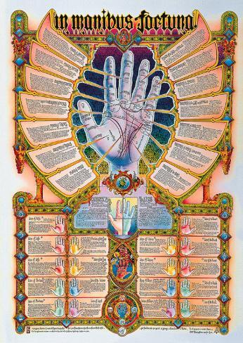 In Manibus Fortuna Poster
