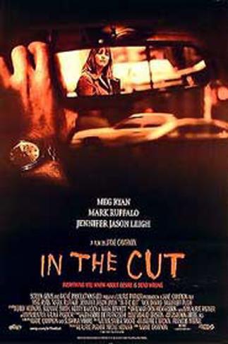 In The Cut Original Poster