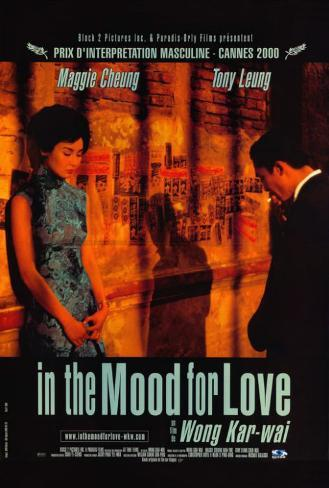 In the Mood For Love - French Style Poster