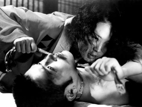 In The Realm Of The Senses, (aka Ai No Corrida), Tatsuya Fuji, Eiko Matsuda, 1976 Photo