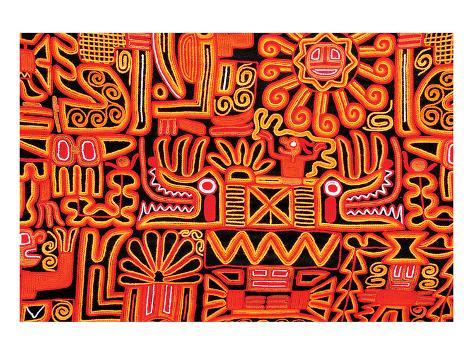 inca design pattern posters at allposters com au