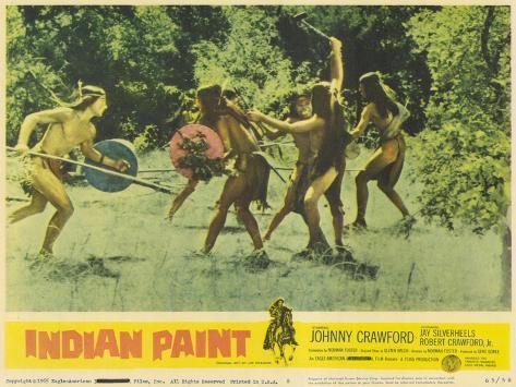 Indian Paint, 1965 Art Print