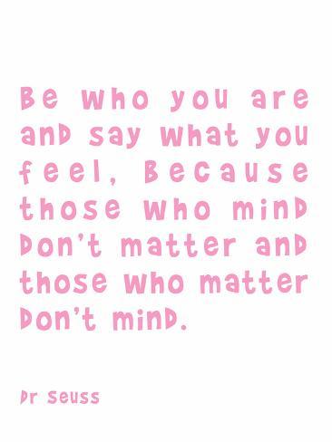 Dr Seuss Quote Pink Láminas por Indigo Sage Design en AllPosters.es