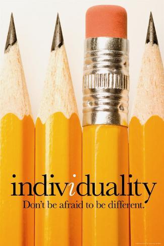 Individualità Poster