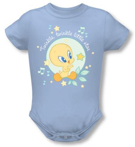 Infant: Baby Tweety - Star T-Shirt
