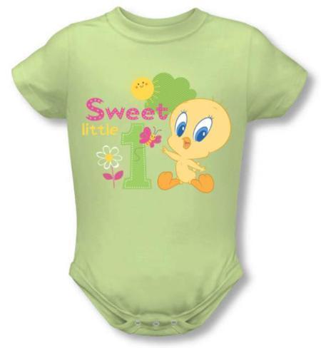 Infant: Baby Tweety - Sweet 1 T-Shirt