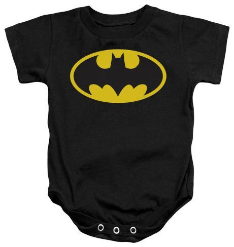 Infant: Batman - Classic Logo Infant Onesie